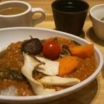 タニタ食堂 - 料理写真:「野菜カレー」
