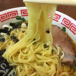 円家 - 卵麺