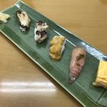 栄寿司 - ウニこんもり