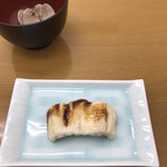 栄寿司 - あなごがフワッフワ