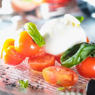 有機野菜のイタリアンで美と健康をGET!