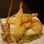 いさみ - 料理写真:天ぷら
