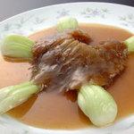 中華DINING BAR龍鳳 - 気仙沼産フカヒレ姿煮