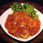 中華DINING BAR龍鳳 - 海老のチリソース煮