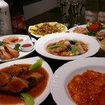 中華DINING BAR龍鳳 - 4,500円コース