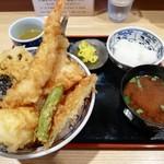 天丼久助 - 料理写真: