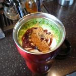 スターバックス・コーヒー - アズキ抹茶ラテ
