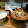 ラーメン道黒こくや - 料理写真:炙りチャ味噌~☆