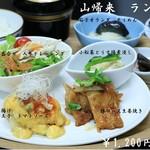 みのお山荘風の杜 - 料理写真: