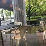 SOHOLM CAFE+DINING  - テラス席