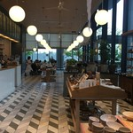SOHOLM CAFE+DINING  - 入口