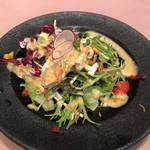 中国料理 成蹊 - 料理写真:バンバンジー風サラダ