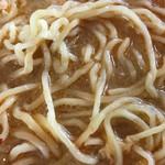 中国料理 味神館  - 麺アップ