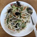 中国料理 味神館  - 野菜炒め