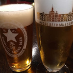 サッポロビール博物館 - ツアー限定 復刻札幌製麦酒 (´∀`)/ サッポロ黒ラベル
