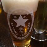 サッポロビール博物館 - ツアー限定 復刻札幌製麦酒 (´∀`)/