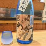 炉端くう - 臥龍梅 純米吟醸 涼風夏酒