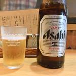 炉端くう - ビール