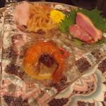 Suihou - 冷菜盛り合わせ
