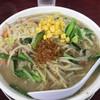 がっつり食堂ドカメン - 料理写真:タンメン(¥890)+特盛(¥100)