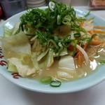 110661968 - 野菜ラーメン