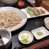 鈴や - 料理写真:野菜天もりそば(大もり)  1,150円