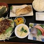 一歩 - 一歩おまかせ定食¥1.200これ頼んでる方が殆どでした。