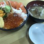 110664657 - ANA特製丼(2,300円)