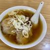 富家 - 料理写真:中華そば(小)