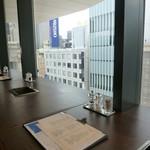 WORLD DINER - カウンター席からの眺め