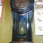 11067417 - 立派な時計・・・今も現役。
