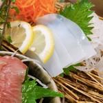 牡蠣・海鮮居酒屋 蔵よし - イカ!