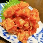 牡蠣・海鮮居酒屋 蔵よし - チャンジャ