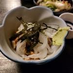 ふくべ - いか納豆2019.06.27