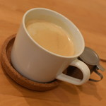 NOBU Cafe - コーヒー(セットにプラス150円)2019年5月