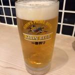 110674437 - 生ビール