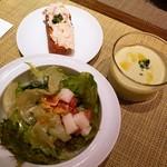ビキニ ピカール - サラダ ピンチョス スープ