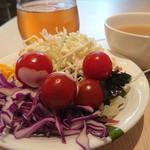 アジアンレストラン 唐紅花 - 料理写真: