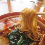 中華そばふくや - 麺