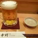 11068785 - 最初はビール