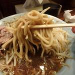 立川マシマシ - やっと麺発掘♪