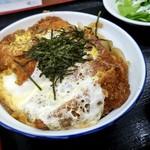 藤ノ木 - カツ丼