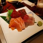 個室接待・打ちたて蕎麦 永山 - 新鮮で美味しかったぁ(*´∀`)♪