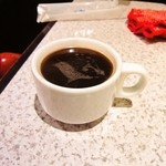 味仙荘 - コーヒー