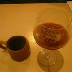 ザコーヒーハウス - アメリカーノ(アイス)
