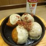 ギンダコバル - たこ焼きのコク旨チーズペッパー