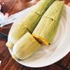 蒸し釜や - 料理写真:県産トウモロコシ