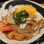 110696566 - 「鶏冷麺(麺量200g)」