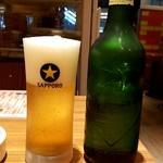 エチオピアカリーキッチン - ハートランドビール:500円