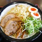 麺屋 伊織 - Nara-Iori09ramen